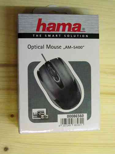 hama Optical Mouse AM-5400